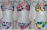Top Quality! FREE shipping Billabong lady women's bikini swimwear beachwear swimsuit classic Hot famous name branded