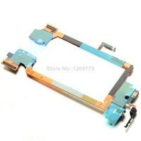 A10Free shipping USB Charging Port Mic Headphone Jack Main Flex Cable  For LG Optimus G2 D802 D1355 P