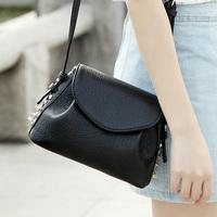 2014 women's summer fashion handbag punk rivet one shoulder cross-body fashion women's bags small bag