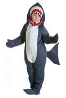 Hot sell 2014 Hallowmas costume COSPLAY costume ball jaws child shark costume
