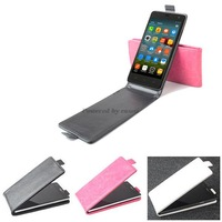 2014 new arrivals  high end products  flip genuine  leather cover case For THL 5000  phone bags free shipping +touch pen