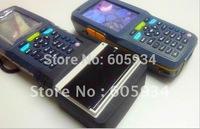 Rugged hanheld data collector terminal PDA with Fingerprint 1D/2D barcode scanner GPS 3G BT RFID(MX8880I)