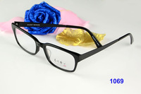 Japan new brand fashion acetate and metel frame 1069