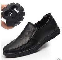 2014 new  Men's casual shoes Men's shoes oxfords male head layer