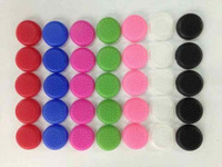 Colorful TPU Thumbstick Joysticks Cap Cover for PS4 Controller free shipping