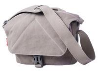 S Size Nylon Waterproof Camera Case Shoulder Messenger Bag + Rain Cover for Nikon Canon Sony DSLR