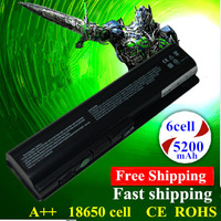 Hot!! New 6cell Replace Laptop Battery For HP DV4 DV5 DV6 CQ40 CQ41 CQ45 CQ50 CQ60 CQ61 QC70 CQ71 G50 G60 G70 G71 Series Black