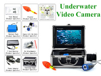 15M Fishing Underwater Video Camera With 6 LEDs Waterproof Camera used fishing