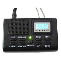Phone voice recording box phone conversation logger Telephone recorder box with 8GB sd card