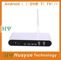 new arrived Android TV Box AML8726-MX Dual Core Android 4.2 Tv Box; 1080p android tv box dvb t2