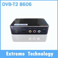 2Pcs DVB-T DVB T2 Digital Terrestrial Receiver HD /HDMI Set Top Box/ Mini Tuner Support OSD Subtitle MPEG-2 MPEG-4 H.264