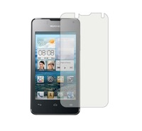 Factory Price, 100 pcs screen Protector +Anti-dust Cloth for Huawei Ascend Y330  , WITHOUT retail package