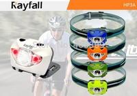 Rayfall HP3A LED headlamp cree R3 6-MODE 168 -lumen led headlight camping headlamp(3x AAA)
