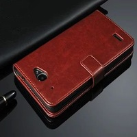 2014 New arrival! With Stand Holder Luxury flip leather Wallet Case For Lenovo S939 With Card Slot Free shipping