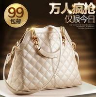 New women handbag fashion brief crocodile pattern shoulder bags women messenger bags women leather handbags leather bags AK352