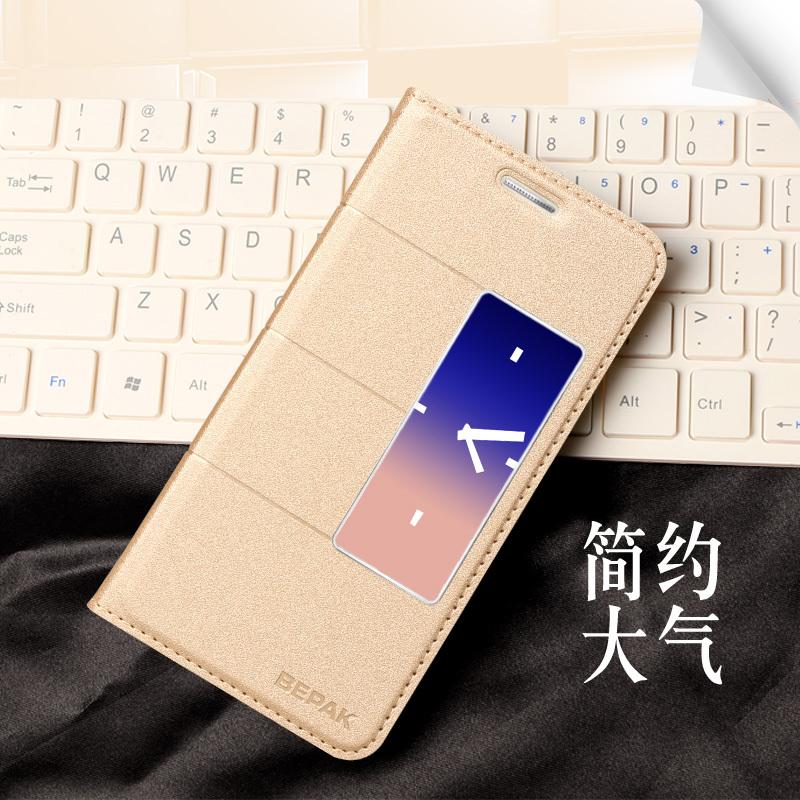 Чехол для для мобильных телефонов Huawei 6 BEPAK Huawei 6 + Leather Case For Huawei Honor 6