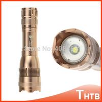 Ultrafire CREE XM-L T6  tatica LED shock flashlight tactical flashlights 18650 Torch shocker tactical light lamp
