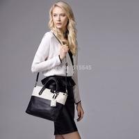 Genuine Leather Handbag Fashion Women's Designer Shoulder Bag With Free Gift