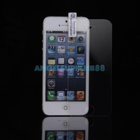 Explosion Proof Real Tempered Glass Film Screen Protector for iPhone 5G 5S A#S0