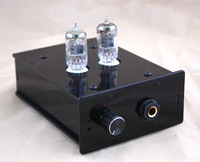 Little bear P2 BLACK HiFi 6J1 valve tube headphone amplifier amp
