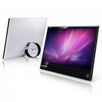 New arrival 22inches LED monitor HDMI ultra-thin computer display screenRussia free shipping