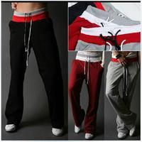 new arrived Free shipping New men's Fashion sports pants / Slacks