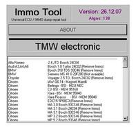 IMMO TOOL V26.12.2007 free shipping