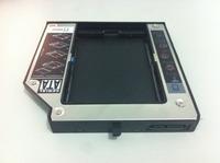 12.7mm 2nd HDD caddy SSD Caddy hdd bay for ThinkPad T420,T430,T510,T520,T530, W510, W520, W530
