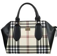 Fashion PU Leather Bolsas Smiley Bags Handbags Women Famouse Brands Messenger Bag Shoulder Bags For Girls Plaid Women Handbags