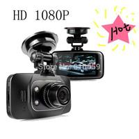 Free shipping 1080P Car DVR Vehicle Camera Video Recorder Dash Cam G-sensor HDMI GS8000L Car recorder DVR