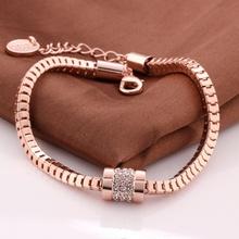 VGBA194 Brand Name Fashion Bracelet Top Quality 18K Rose Gold Plated Bracelet Pulseiras