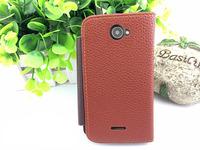 6 colors wallet bag leather case for Prestigio MultiPhone 8500 DUO holder function flip case , gift
