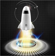 Apollo Rocket Night Desk Lamp Light,ultra Bright Torch Flashlight Function,award-winning Design,touch Control,usb Charging(China (Mainland))