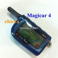 russian language Magicar 4 lcd remote controller for Magicar 4 car alarm