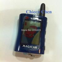 Magicar A Scher Khan A Scher-Khan A car alarm remote control russia language