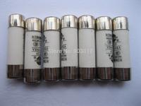 60 Pcs 380V 10A 10mm x 38mm Ceramic Fuse Powder Filled Cartridge Cylindrical