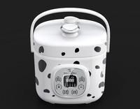 home appliances MPC036 2014 new design colorful mini electric pressure cooker