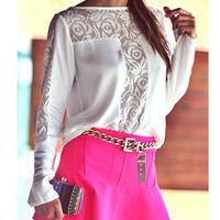Женские блузки и Рубашки Fashion Dress Up  WX170863