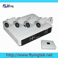 4*720P HD IP CAMERA CCTV System 4CH PoE NVR CCTV IP CAMERA KIT Night Vision camera surveillance Security NVR HDMI 1080P