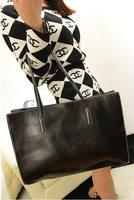 New!!!Special Offer PU Leather bags women messenger bag Plain  Large capacity  Shoulder Handbag  A05