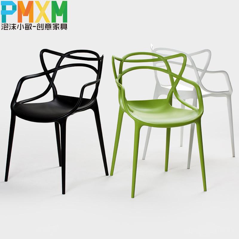 giardino esterno sedie da pranzo creativo design casual stilista di ...