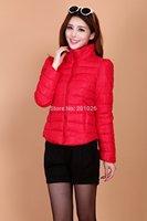 Brand New Womens Lady Cotton Jacket Coat Winter Warm Padded Puffer Girl coat wholesale