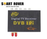 120KM/H Speed Maximum High Speed H.264 MPEG4 Mobile Digital Car DVB-T2 TV tuner For Russia Ukraine Colombia Singapore Thailand