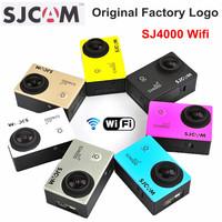 SJCAM Original SJ4000 WIFI Sport Action Camera Diving 30M Waterproof Camera 1080P Full HD Underwater Camera Sport DV Gopro style