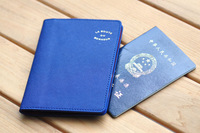 new arrivals  Fashion Multicolor PU Passport package travelling plane ticket holder ID card case 0082204