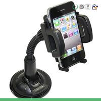 Free shipping hot sale Universal Car Mount for Iphone 5g 4s 4g / GPS / car Holder Bracket for samsung i9300 Cradle smartphone