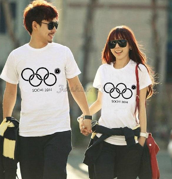 Женская футболка Brand New & tshirt, t couple clothes женская футболка brand new 2015 tshirt roupas femininas