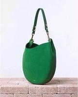 Hobo handbag with wallet