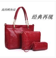 2014 women's handbag stone pattern fashion classic women's handbag one shoulder handbag cross-body bag