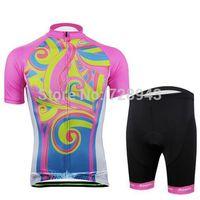 Super Sale!2014 New women cycling wear /Cycling short jersey (bib) shorts woman Clothing set Free shipping CC2025